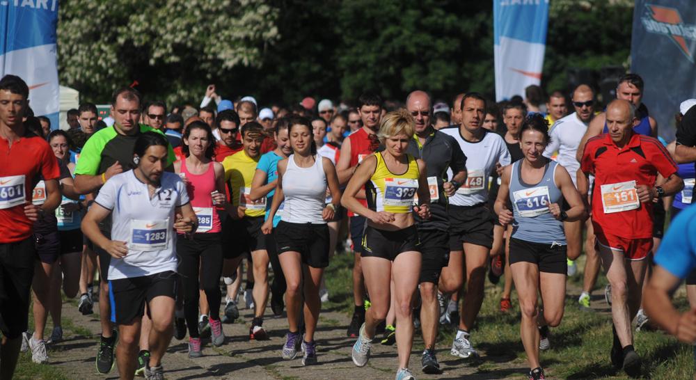Images from Pancharevo Half Marathon 2013